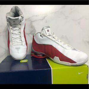 Nike Shox BB4 University Red/White 2019